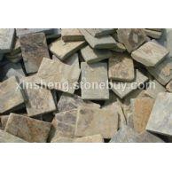 板岩仿古铺路石