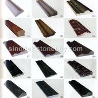 X030 花岗岩门套石材 天然石材套 线条装饰