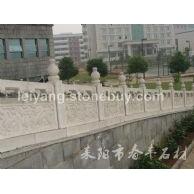 湖南汉白玉栏杆 护栏