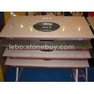 国产、进口花岗岩和大理石厨房台面板和浴室台板