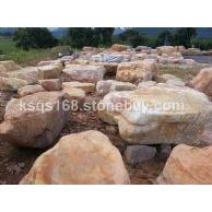 大量批发台面石、护树石、踏步石、草坪石