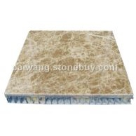 蜂窝石材复合板