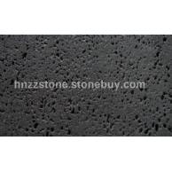 火山岩黑洞石,玄武岩,海南黑,安山岩