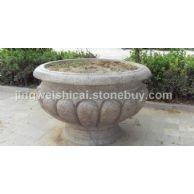 异形石材--花盆