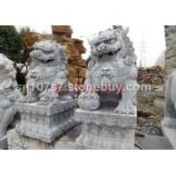 订做石雕狮子 详情请登录:www.jiaxiangshidiao.net