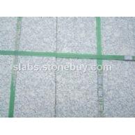 供应G602芝麻灰石板材
