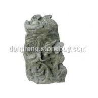 丹江绿雕件