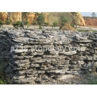 千层石叠石-假山石-池边石