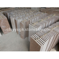新卡拉麦里金——沙漠棕(宝金石、金沙黄、黄金麻),适用于干挂、幕墙。