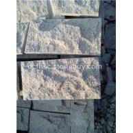 【厂家直供】g603江西九江芝麻白花岗岩自然面蘑菇板