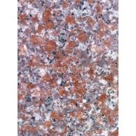 长期大量批发花岗岩火烧板、路牙石、光板(红色、灰色、浅灰色)