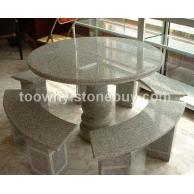 特惠供应大量石桌椅