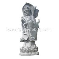 大型观音石雕,佛像雕刻