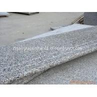 供应厂家直销山东招远珍珠花石材楼梯踏步
