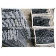 供应热销文化石600*150mm天然青石板外墙板岩文化石乱形流水板