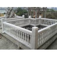 广西白栏杆楼梯花瓶柱 (12)
