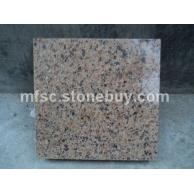 沙漠棕(宝金石、金沙黄、黄金麻)石材  花岗岩