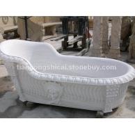 浴缸   汉白玉浴缸