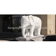 大象   汉白玉大象   汉白玉象