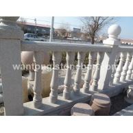 白麻栏杆-扶手-桥头柱 18660260725高小姐