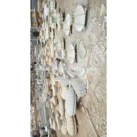 花钵石花盆专业定做加工 生产批发基地 电话/微信18660260725