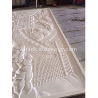 数控雕刻,CNC雕刻,波浪板,工程雕刻,浮雕,石材雕刻,砂岩浮雕