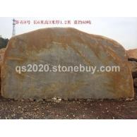 直销供应良好园林卧石8号,上海景观石、上海黄蜡石、上海园林石、上海刻字石、上海假山石