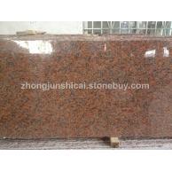 G562枫叶红岑溪红光面条板 工程板 石材板