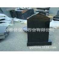 芝麻黑g654墓碑石 芝麻灰墓碑 中国黑墓碑