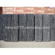 黑板流水石