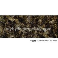中国绿G401A