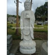 佛像雕刻 景观石雕 佛祖雕刻