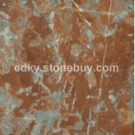 供应各种规格紫玉红大理石板材,各种异型加工