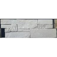 雪花白水泥构件文化石