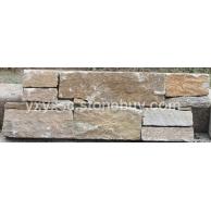 锈石英水泥构件文化石