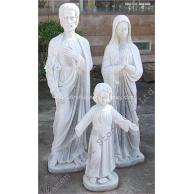 花岗岩人物雕刻墓碑石GMS021
