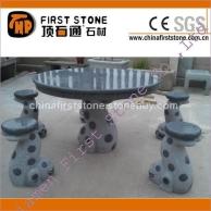 花岗岩桌椅