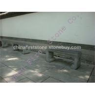 天青石工程景观长凳MCF267