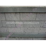 天青石凿面墙石FSBL-028