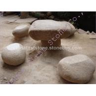 自然石桌椅GCF497
