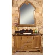 木纹玉浴室台面QD-VANITY 2012009