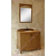 木纹玉浴室台面QD-VANITY 2012011