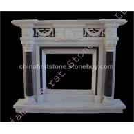 石材壁炉架MFC153