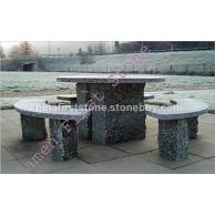 户外石桌椅GCF514