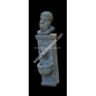 人物雕刻喷泉MAF238