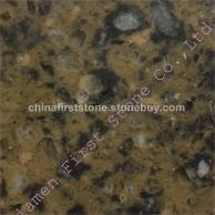 棕色人造石英石HPQR111