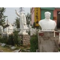 毛泽东雕像,石雕毛泽东站像,毛泽东坐像,毛泽东半身像,毛泽东胸像;寿星白求恩孔子校园雕塑等人物雕像