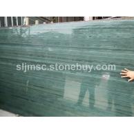 天然绿柚木纹大理石