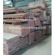 供应各种江西红色石材-映山红花岗石、代代红、江西红、帝王红贵妃红花岗岩板材