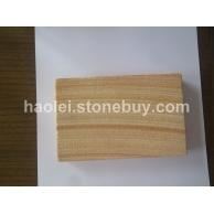 优质黄木纹砂岩